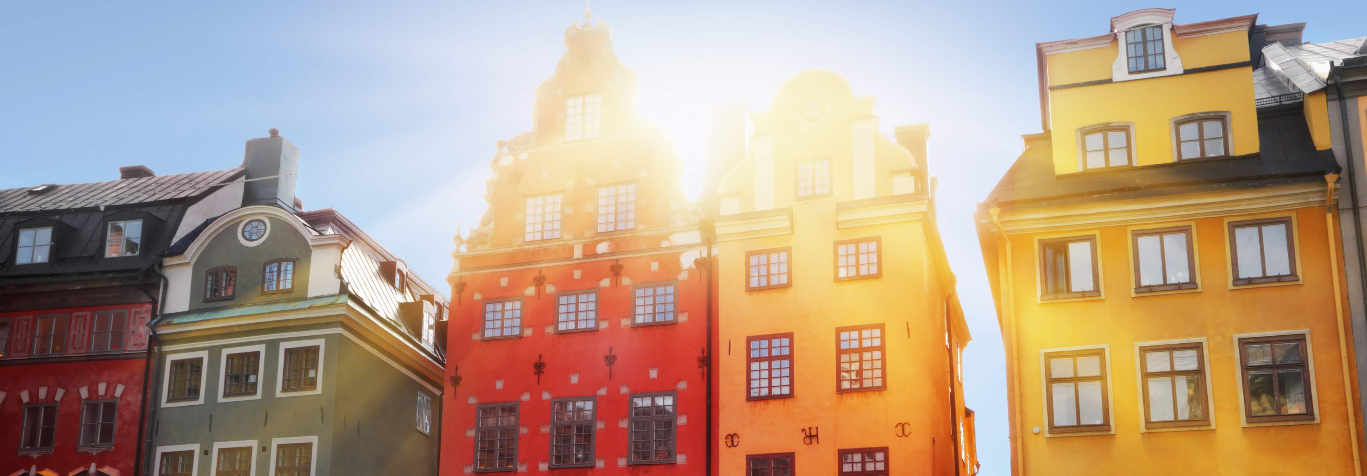 Sweden Stortorget place