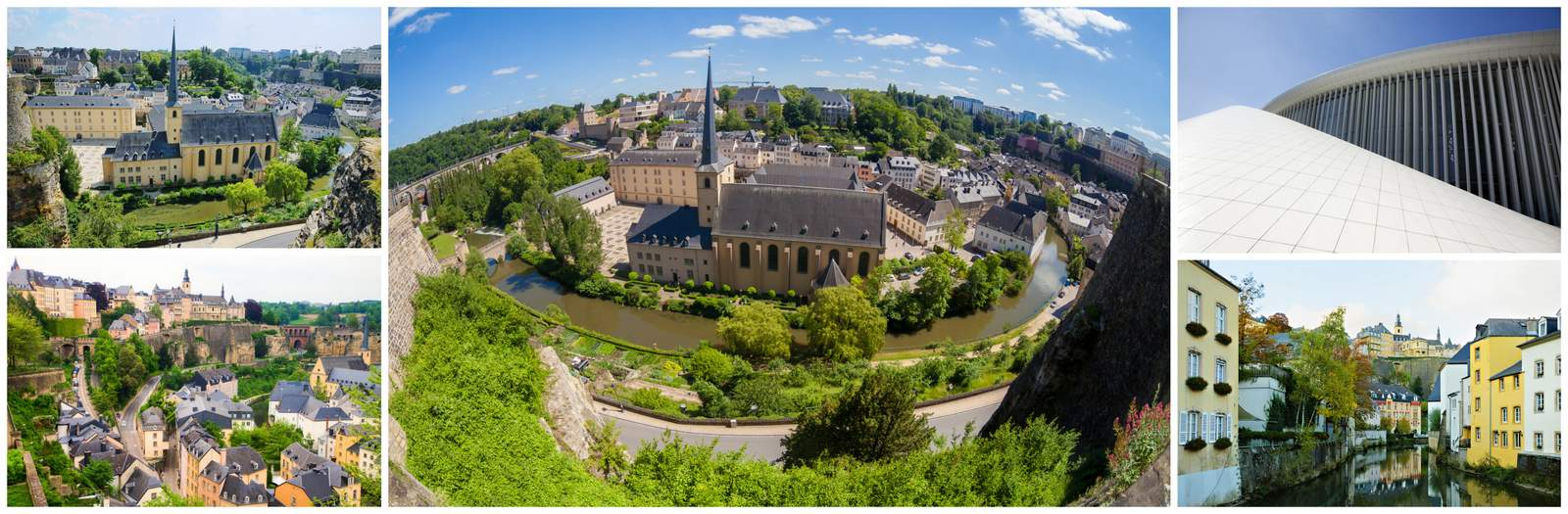 Travel information for your trip to luxembourg - Tourist office luxembourg ...