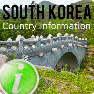 Travel information South Korea